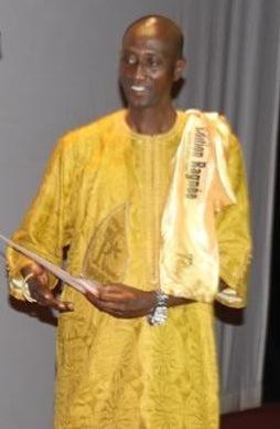 Voici le papa du Footballeur Papis Demba Cissé