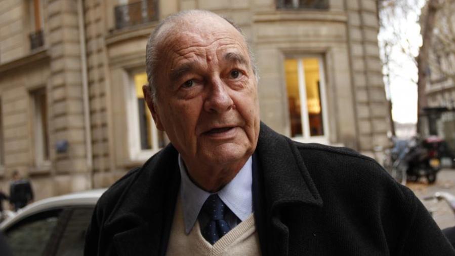"""Jacques Chirac hospitalisé, """"va bien et restera quelques jours en observation à l'hôpital"""""""