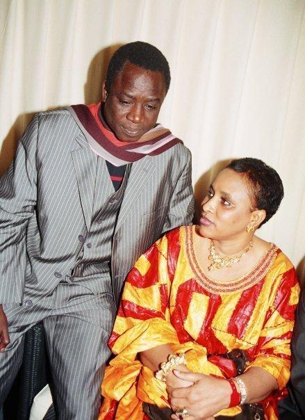 L´ épouse de Thione Ballago Seck s´appelle Marie, une ex copine de son fils