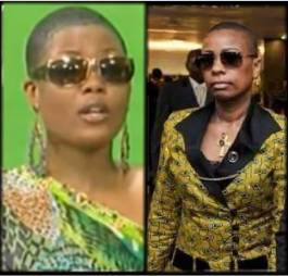 Le nouveau look de la première dame du Congo-Kinshasa,  Olive Lembe Kabila fait le buzz