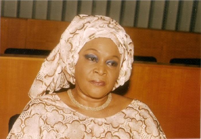 L´ex sénatrice, Aida NDiongue placée sous mandat de dépôt