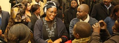 Marème Sall Femme de l'année 2013, selon le Centre International des Affaires Stratégiques