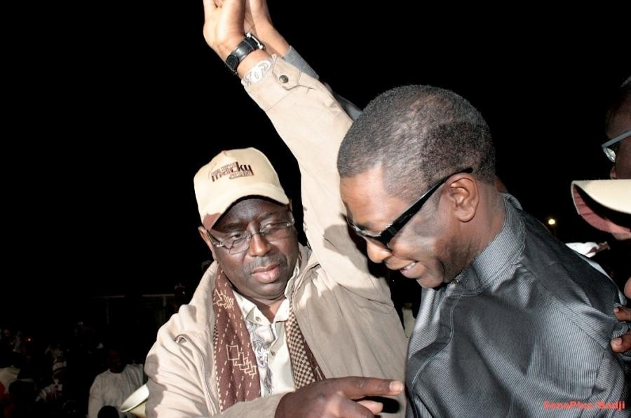 Le chanteur, leader de Fekke maci boole, viserait la mairie de Dakar