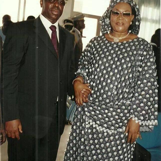 PHOTO SOUVENIR: Quand Macky Sall et Aida Ndiongue étaient de grands amis