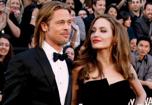 Angelina Jolie en colère du « coup de cœur » de Brad Pitt pour Lupita Nyong'o