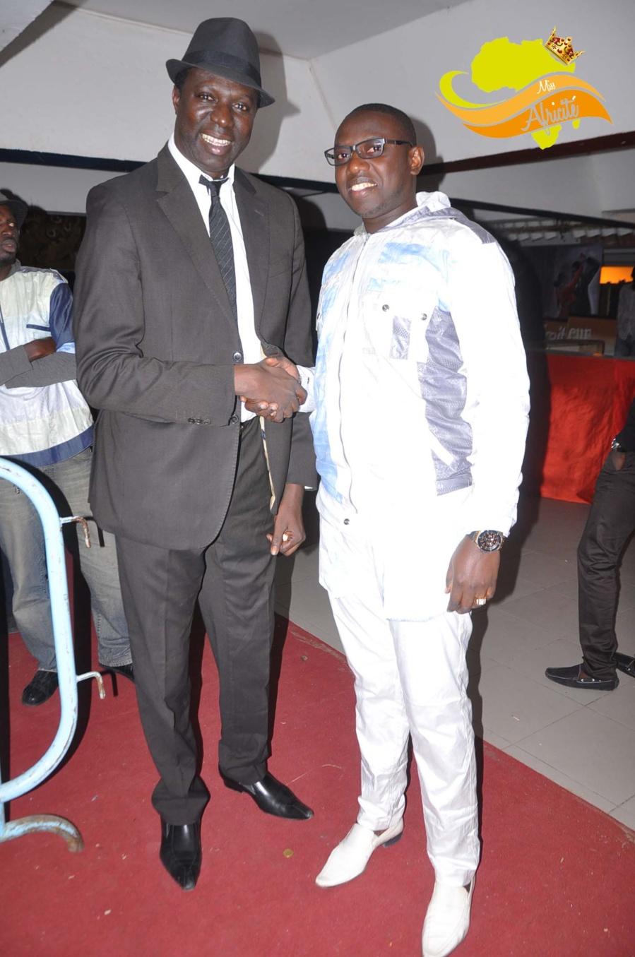 Bamba Diop de feeling-pro réussit encor avec brio Miss Africité 2014