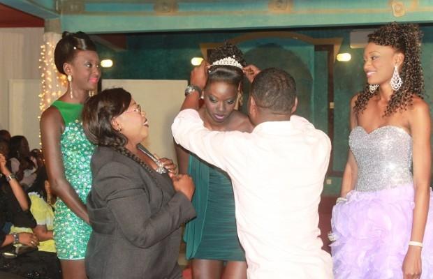 Maimouna Sall, la nouvelle miss Dakar 2014