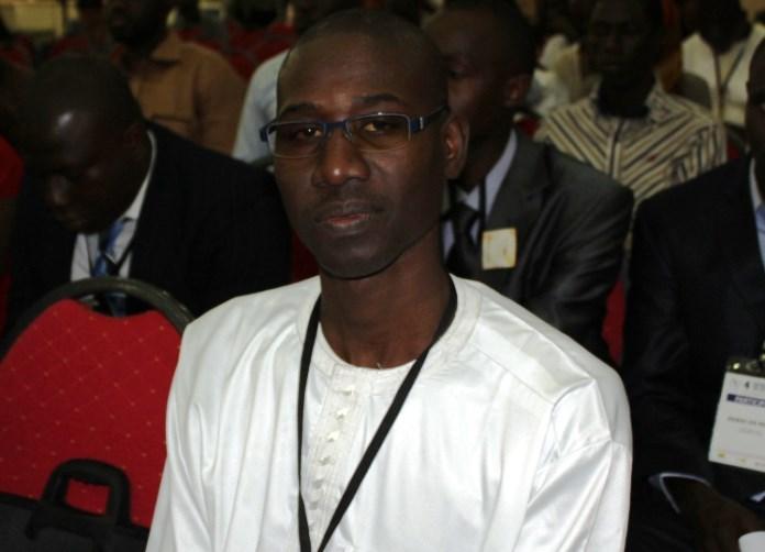 """Thierno Kandji , président national sortant de la JCI : """" Nous ne sommes ni une loge maçonnique , ni une secte..."""""""