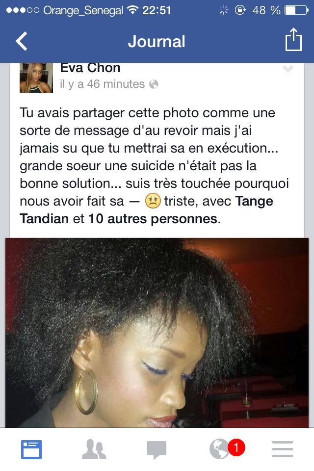 """Suicide de Yacine Barre : Comment ses amies ont organisé le """" BUZZZ """""""