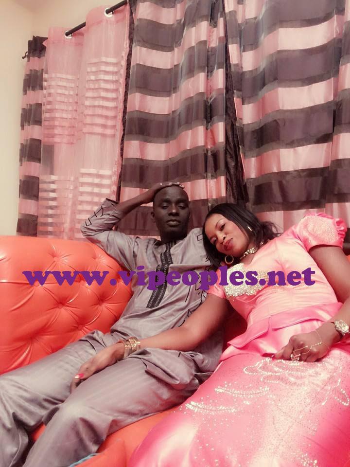 Voici la femme du frère de Thione Seck, Ousmane Seck