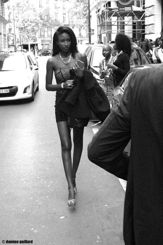 Kyshia Mbengue, la gazelle
