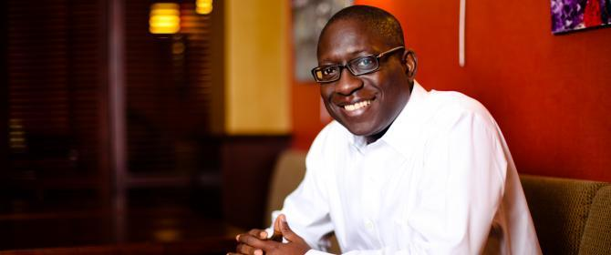 Paulo Gomes Candidat à la présidentielle en Guinée- Bissau : « Moi Président… »