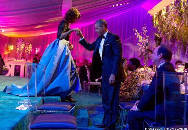Rumeurs sur leur couple instable: Michelle et Barack Obama font taire les polémiques
