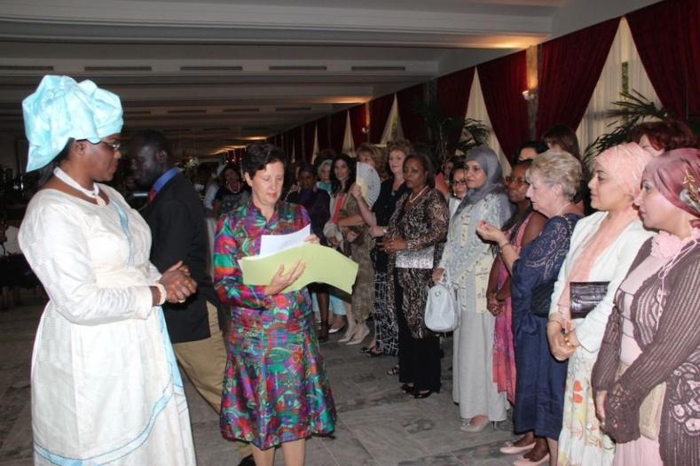 Mariéme Faye Sall n´aime pas être vue au Sénégal mais plutôt à l´étranger