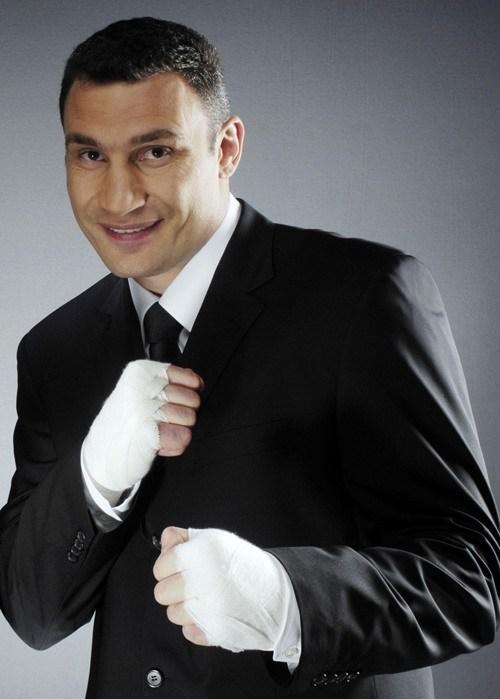 L'ex-champion de boxe Klitschko candidat à la présidentielle
