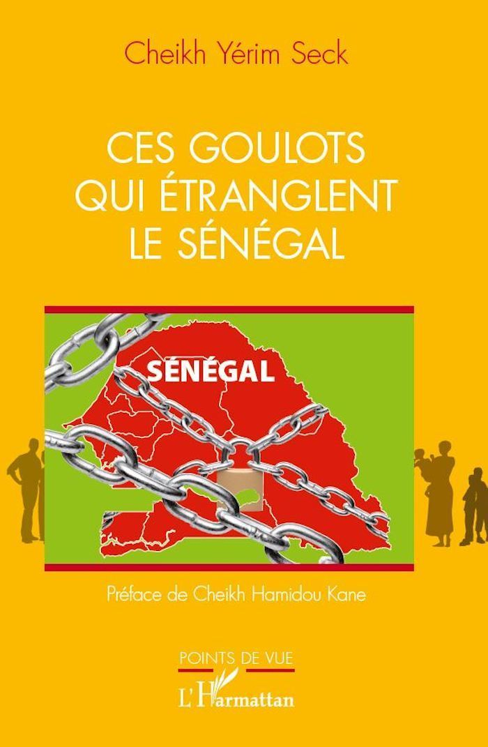 « Ces goulots qui étranglent le Sénégal » : Voici le nouveau livre de Cheikh Yérim Seck