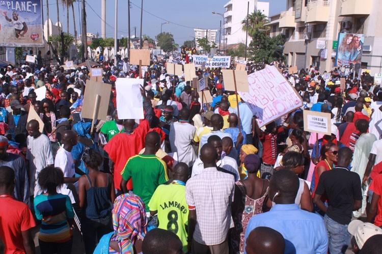 La marche pour la libération de Karim Wade finalement annulée : Trois personnes arrêtées