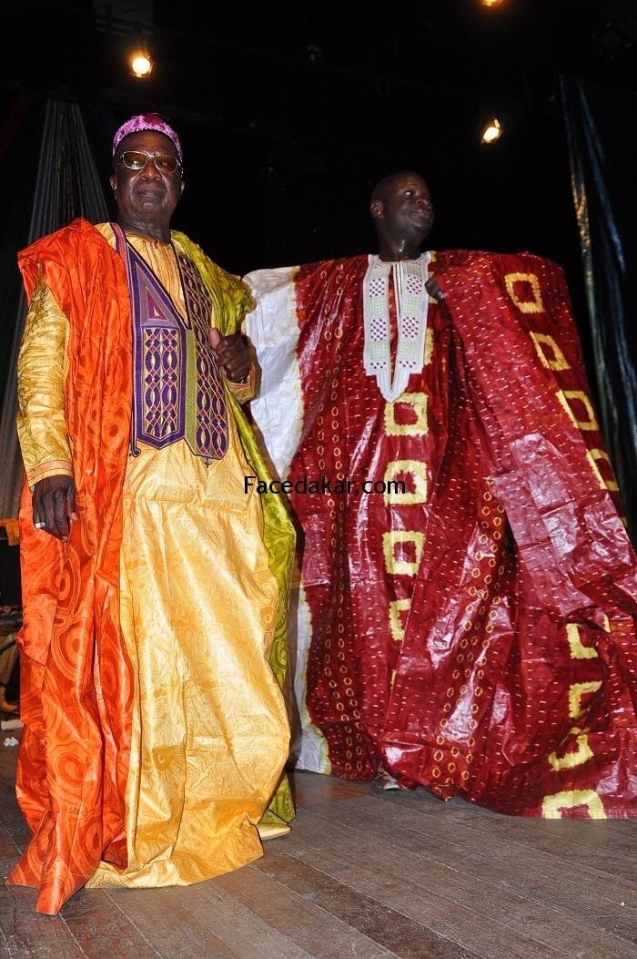 Le père de Djiby Dramé n'est plus