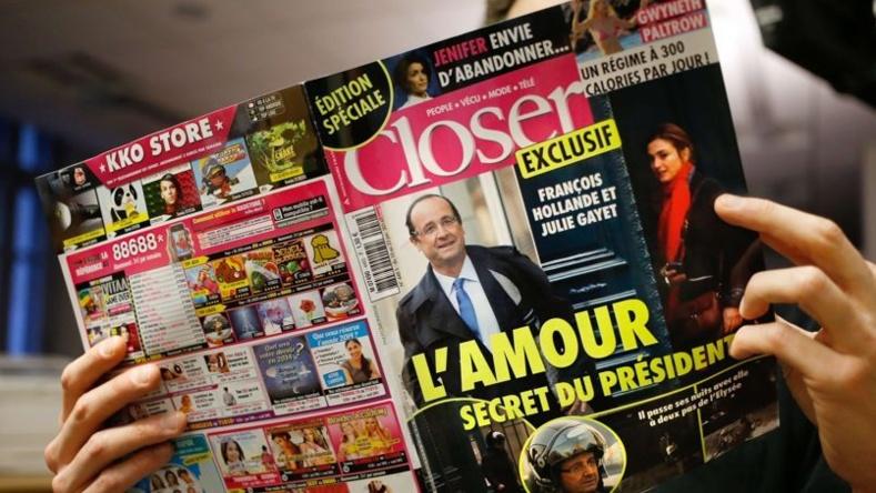 Hollande-Gayet : la presse people a gagné 2 millions d'euros grâce à l'affaire