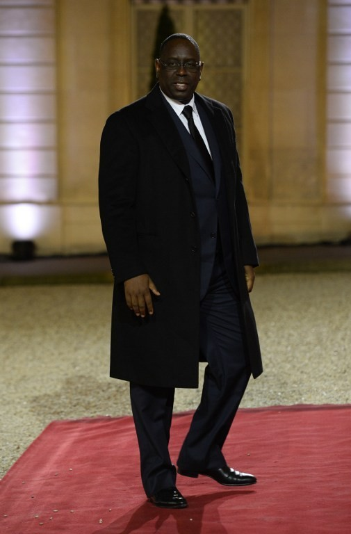 IMAGE POLITIQUE - Le Président Macky Sall