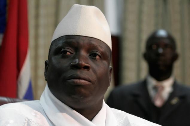 """Yaya Jammeh: """" Si j'étais au Sénégal, j'abattrais toutes les personnes qui ont cette rumeur d'être homosexuel """""""