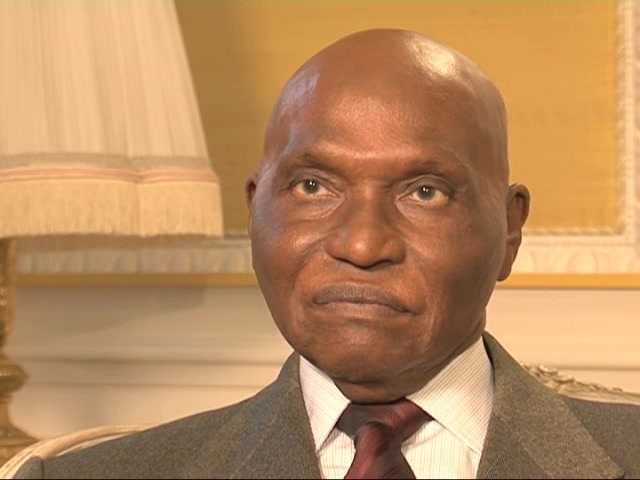 INTERVIEW AVEC AHMED AIDARA - Abdoulaye Wade dit qu'il n'a pas d'argent