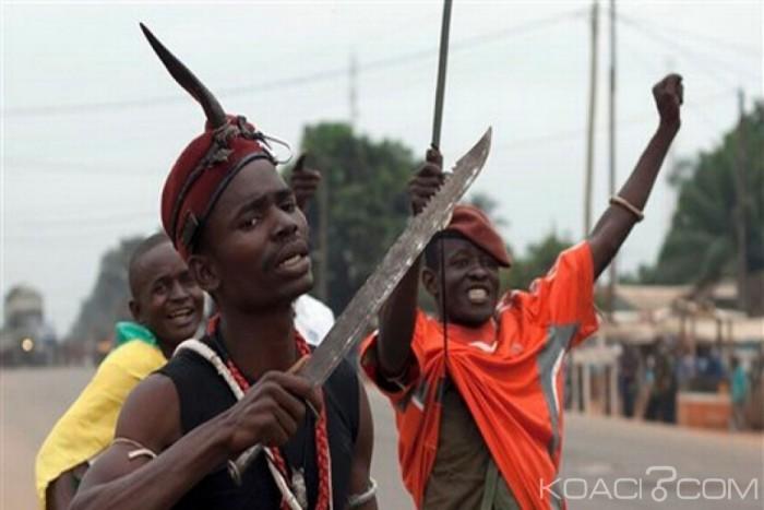 Centrafrique : Des miliciens anti-balaka égorgent le maire musulman d'une ville du