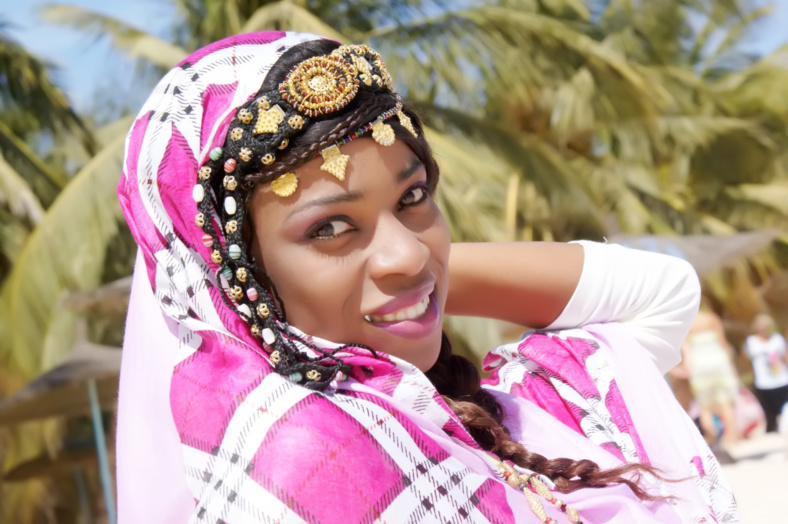 Maty Ba elle est commerciale, elle habite Dakar