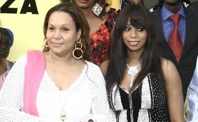 """Voici la femme du maire de Dakar, Khalifa Sall, Ghael Samb """"Ndananou"""" Adiouza"""