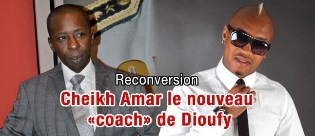 RECONVERSION : CHEIKH AMAR, LE NOUVEAU ''COACH'' DE DIOUFY !