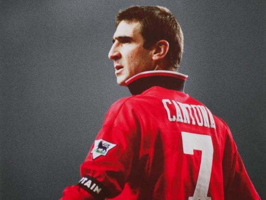 L´ancien footballeur Eric Cantona arrêté pour agression à Londres
