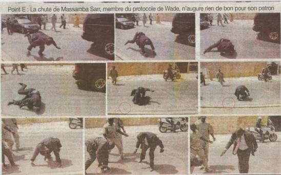 IMAGE POLITIQUE - Revivez la chute incroyable de l' ancien chef protocole adjoint Massamba Sarr