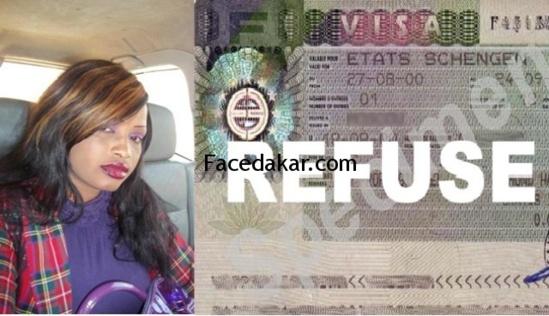 L' ambassade d' Italie refuse à Mbathio, le visa