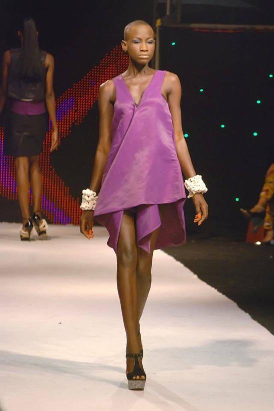 La gazelle Feuza Diouf