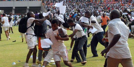 Nigeria : au moins 7 morts dans une bousculade au stade d'Abuja