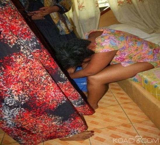 Nigeria : Surprise à l'hôtel par sa belle-famille avec le meilleur ami de son mari