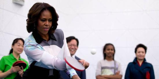 Les tribulations de la First Lady en Chine
