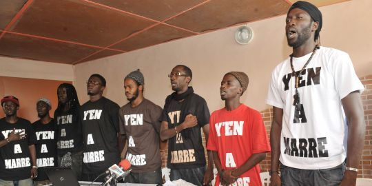 Candidature d'Aliou Sall à la Mairie de Guédiawaye: Fou Malade associe le Mouvement Y 'En A Marre dans la guerre