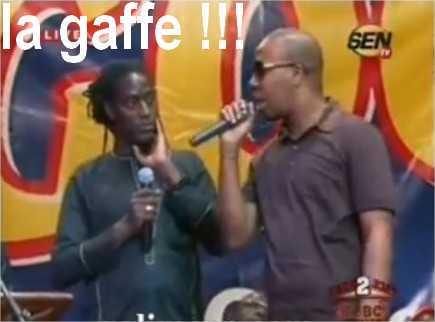 La tête de Mame Goor quand il entend Paco Jackson prononcer ces mots absurdes