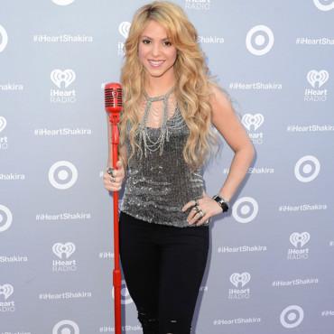 Shakira : star la plus populaire sur Facebook