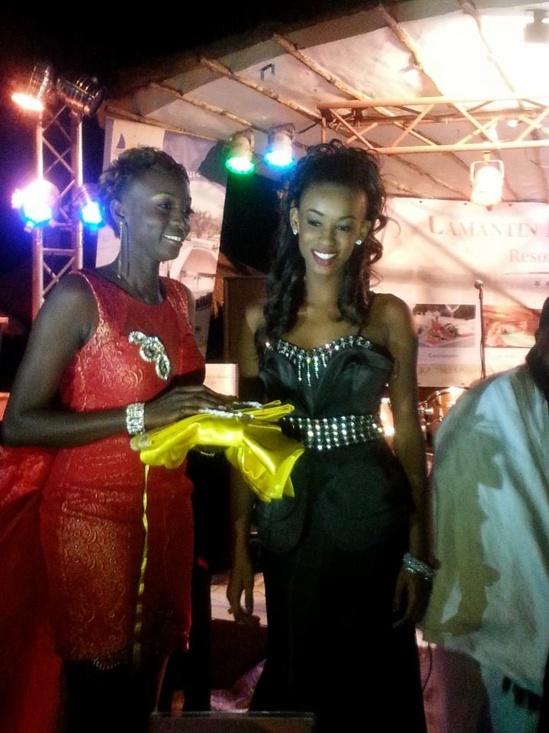 Arrêt sur image: Voici Anna Diouf la Miss Sénégal 2014