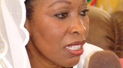 Politique: Awa Niang, 2e questeur à l'Assemblée nationale  foncièrement contre la venue de Awa Ndiaye à l'Apr