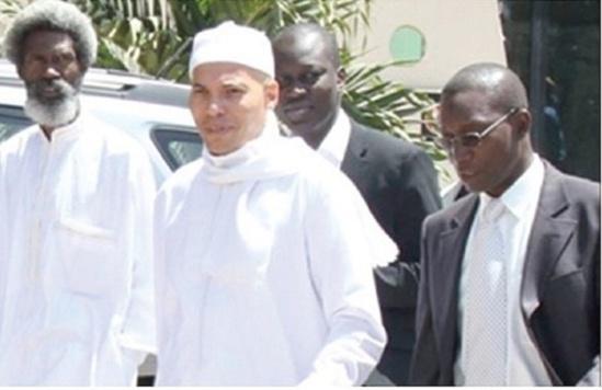 En route vers son procès: Que mijotent Karim Wade, ses avocats et Khouraichi Thiam?