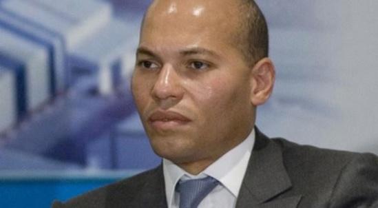 """Audition de Karim Wade: """"Je refuse de participer à une parodie de Justice"""""""