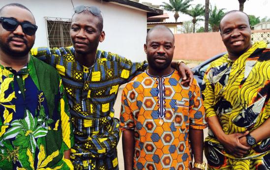 Le Magic System offrent une école maternelle de 70 millions F CFA  au Sud d'Abidjan