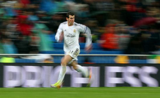 Real Madrid : Bolt et El Guerrouj sous le charme de Gareth Bale
