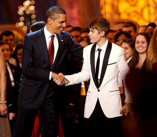 Justin Bieber: Barack Obama refuse de l'expulser des Etas Unis