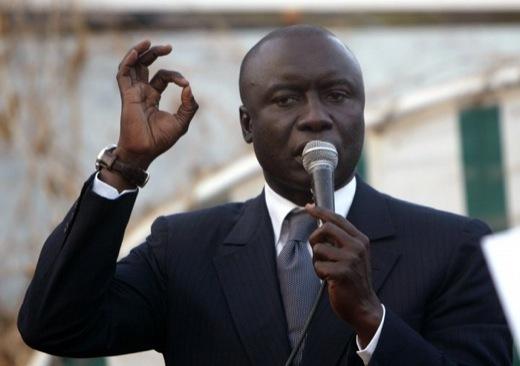 Idrissa Seck: «Je ne vais pas descendre si bas pour régler vos détails, l'enjeu c'est de battre Macky Sall partout»