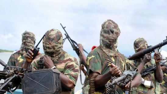 Des Nigérianes mariées de force avec des terroristes