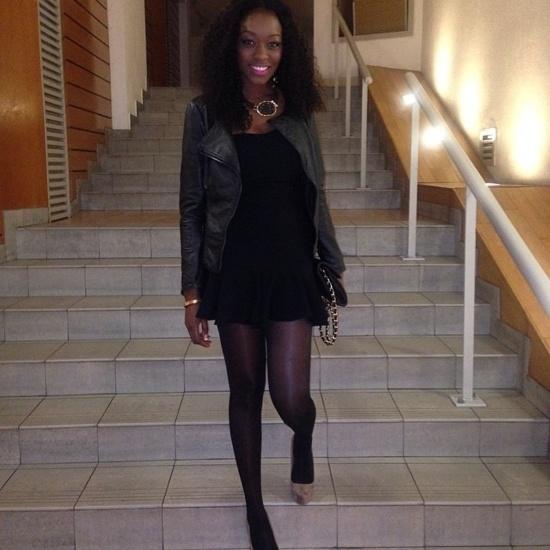 Zénith: Khady Ndiaye Bijou encore dans une tenue sexy